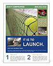 Tennis Match Flyer Templates