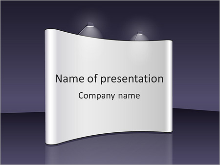 Advertisement Powerpoint Template Backgrounds Google Slides Id