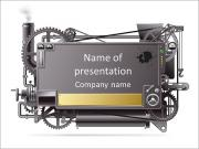 Old Mechanism PowerPoint Templates