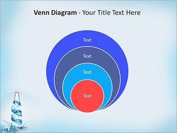 Bottled Water PowerPoint Template - Slide 14
