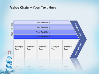 Bottled Water PowerPoint Template - Slide 7