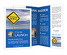 Changes Ahead Brochure Templates