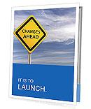 Changes Ahead Presentation Folder