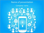 Smart Phone PowerPoint-Vorlagen