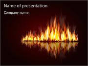 Fire Exposition PowerPoint Templates