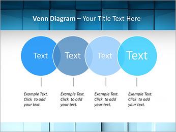 Carrés de surface Modèles des présentations  PowerPoint - Diapositives 12