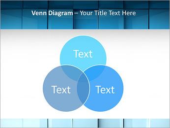 Carrés de surface Modèles des présentations  PowerPoint - Diapositives 13