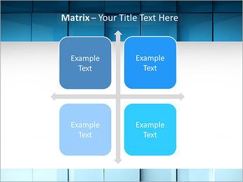 Carrés de surface Modèles des présentations  PowerPoint - Diapositives 17