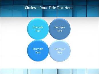 Carrés de surface Modèles des présentations  PowerPoint - Diapositives 18