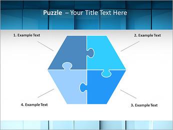 Carrés de surface Modèles des présentations  PowerPoint - Diapositives 20