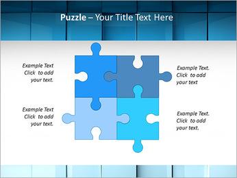 Carrés de surface Modèles des présentations  PowerPoint - Diapositives 23