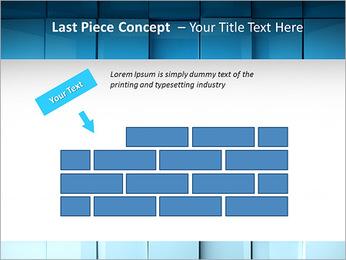Carrés de surface Modèles des présentations  PowerPoint - Diapositives 26