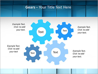 Carrés de surface Modèles des présentations  PowerPoint - Diapositives 27