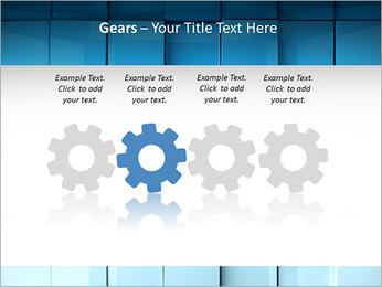 Carrés de surface Modèles des présentations  PowerPoint - Diapositives 28