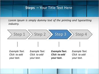 Carrés de surface Modèles des présentations  PowerPoint - Diapositives 4