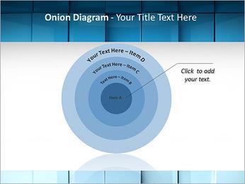 Carrés de surface Modèles des présentations  PowerPoint - Diapositives 41