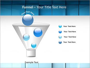 Carrés de surface Modèles des présentations  PowerPoint - Diapositives 43