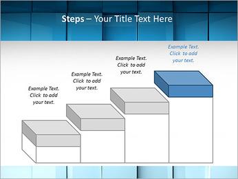 Carrés de surface Modèles des présentations  PowerPoint - Diapositives 44