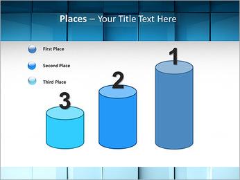 Carrés de surface Modèles des présentations  PowerPoint - Diapositives 45