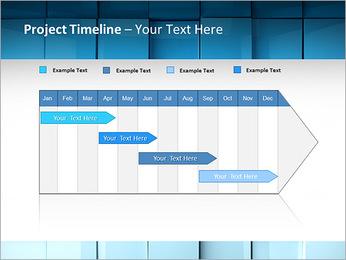 Carrés de surface Modèles des présentations  PowerPoint - Diapositives 5