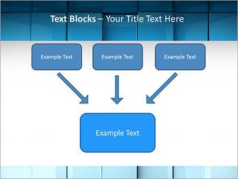 Carrés de surface Modèles des présentations  PowerPoint - Diapositives 50