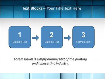 Carrés de surface Modèles des présentations  PowerPoint - Diapositives 51