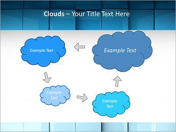 Carrés de surface Modèles des présentations  PowerPoint - Diapositives 52