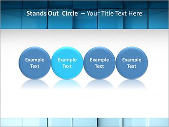 Carrés de surface Modèles des présentations  PowerPoint - Diapositives 56