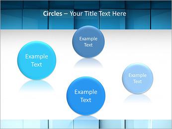 Carrés de surface Modèles des présentations  PowerPoint - Diapositives 57
