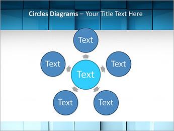 Carrés de surface Modèles des présentations  PowerPoint - Diapositives 58