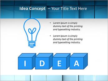Carrés de surface Modèles des présentations  PowerPoint - Diapositives 60