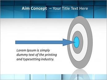 Carrés de surface Modèles des présentations  PowerPoint - Diapositives 63