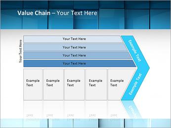 Carrés de surface Modèles des présentations  PowerPoint - Diapositives 7
