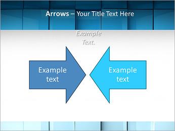 Carrés de surface Modèles des présentations  PowerPoint - Diapositives 70