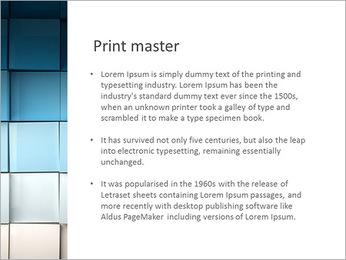 Carrés de surface Modèles des présentations  PowerPoint - Diapositives 76