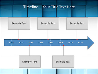 Carrés de surface Modèles des présentations  PowerPoint - Diapositives 8