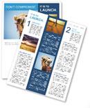 Camel Newsletter Template