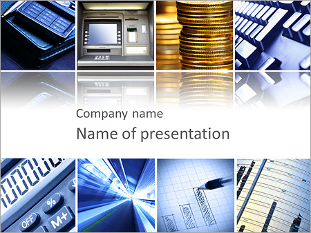 ATM PowerPoint Template
