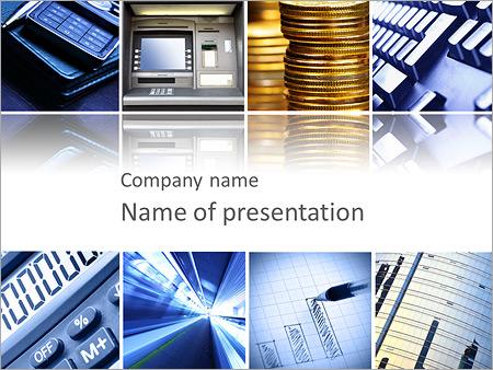 ATM Modèles des présentations  PowerPoint