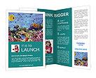 Ocean Life Brochure Templates