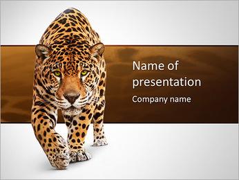 Leopard PowerPoint Template