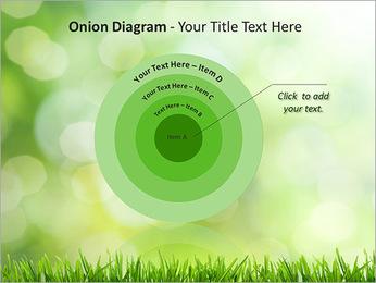 L'herbe verte fraîche Modèles des présentations  PowerPoint - Diapositives 41