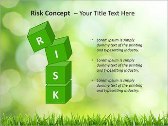 L'herbe verte fraîche Modèles des présentations  PowerPoint - Diapositives 61