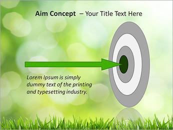 L'herbe verte fraîche Modèles des présentations  PowerPoint - Diapositives 63