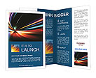 Colored Abstraction Brochure Templates