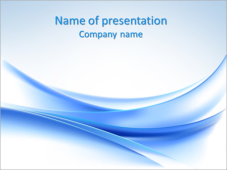 Blue lines powerpoint template backgrounds id 0000004944 blue lines powerpoint templates toneelgroepblik Choice Image