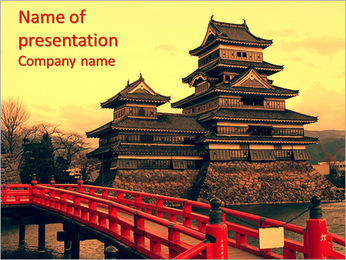 Travelling To China PowerPoint Template