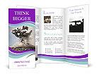 Vulcan Explosion Brochure Templates