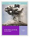Vulcan Explosion Word Templates
