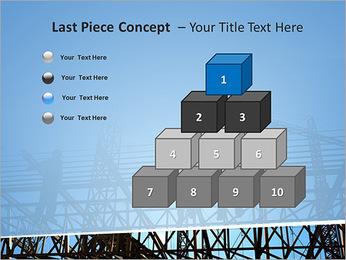Construir In Process Modelos de apresentações PowerPoint - Slide 11